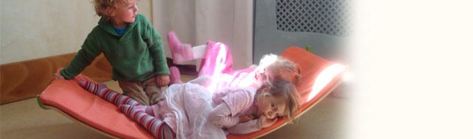 Bij de ontwikkeling van je kind is het natuurlijk ook belangrijk dat er momenten zijn van rust